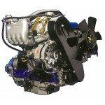Двигатель и сцепление